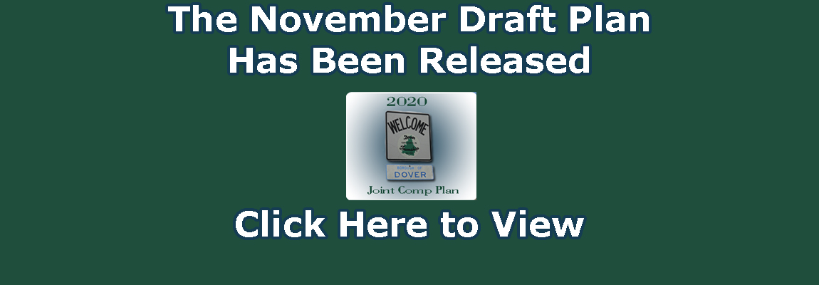 The November Draft Plan Has Been Released