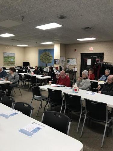 Nonprofit Meeting - 01-16-2019