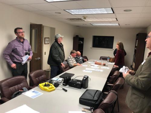 Steering Committee Meeting - 02-05-2019